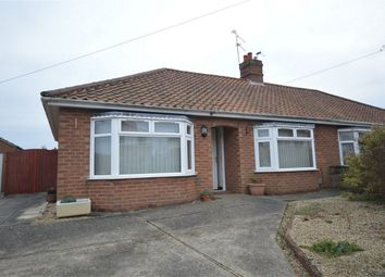 Thumbnail 2 bed semi-detached bungalow for sale in Samson Road, Hellesdon, Norwich, Norfolk
