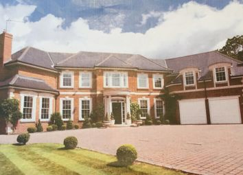 Thumbnail 5 bed detached house for sale in Moles Hill, Oxshott, Surrey