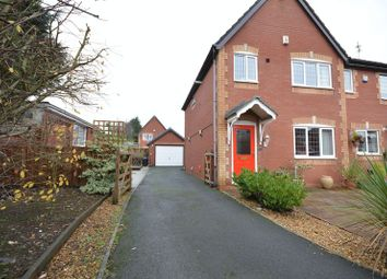 Thumbnail 3 bed semi-detached house for sale in Louie Pollard Crescent, Great Harwood, Blackburn