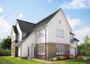 "Thumbnail 5 bedroom detached house for sale in ""The Lowther"" at Capelrig Road, Newton Mearns, Glasgow"