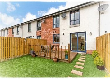 Thumbnail 3 bed terraced house for sale in Fauldhouse Way, Oatlands, Glasgow