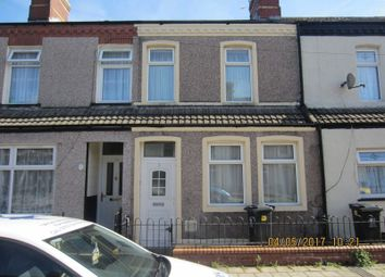 Thumbnail 3 bedroom property to rent in Somerset Street, Grangetown, Cardiff