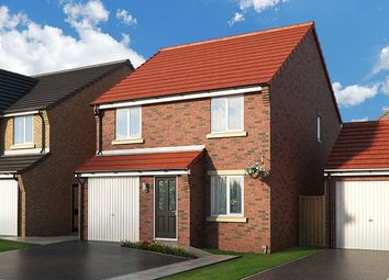 "Thumbnail 3 bed property for sale in ""The Yew At Moorland View, Bishop Auckland "" at Bishop Auckland"
