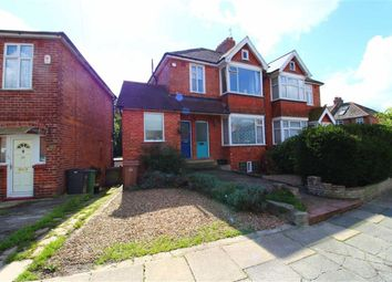 Thumbnail 3 bed maisonette for sale in Elphinstone Avenue, Hastings, East Sussex