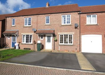 Thumbnail 3 bedroom terraced house to rent in Aspen Close, Pickering