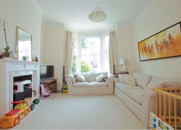 Thumbnail 3 bed terraced house to rent in Lavender Sweep, London