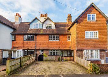 3 bed terraced house for sale in Longdene Road, Haslemere GU27