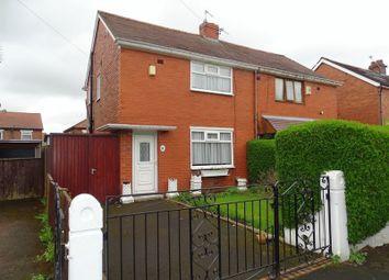 Thumbnail 3 bed semi-detached house for sale in Sandringham Road, Walton Le Dale, Preston