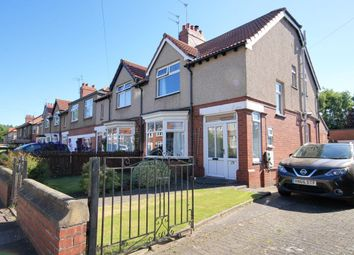 Thumbnail 2 bed semi-detached house for sale in Eardulph Avenue, Chester Le Street