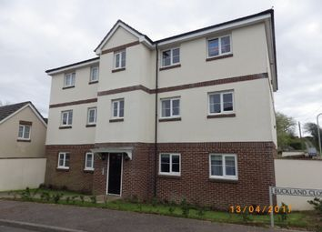 Thumbnail 2 bedroom flat to rent in Buckland Close, Bideford
