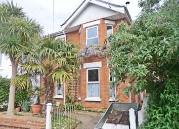 Thumbnail 2 bedroom flat for sale in Orcheston Road, Bournemouth, Dorset