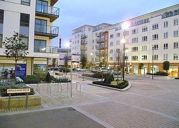 Thumbnail 3 bedroom flat to rent in Battalion House, 22 Heritage Avenue, Beaufort Park, Colindale