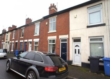 Thumbnail 2 bed terraced house to rent in Moss Street, Derby