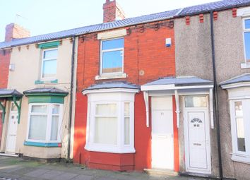 2 bed terraced house to rent in Thornton Street, Middlesbrough TS3