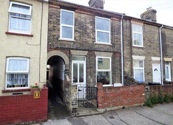 Thumbnail 3 bedroom property to rent in Raglan Street, Lowestoft
