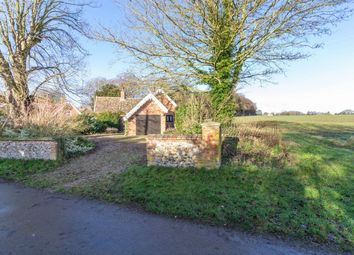 Thumbnail 2 bed detached house for sale in Short Tree Lane, Harpley, King's Lynn