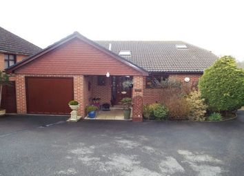 Thumbnail 3 bed detached bungalow to rent in The Parade, Ashley Road, New Milton