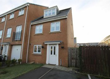 Thumbnail 3 bed end terrace house for sale in Cosgrove Court, Longbenton