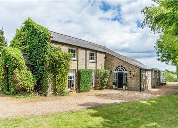 Thumbnail 4 bed detached house for sale in Ely Road, Chittering, Cambridge