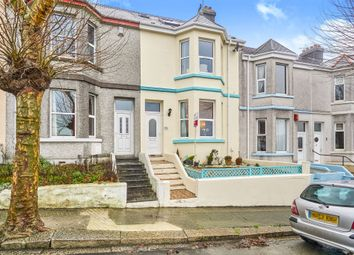 Thumbnail 5 bedroom terraced house for sale in Carlton Terrace, Weston Mill, Plymouth
