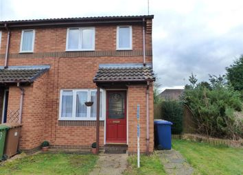 Thumbnail 1 bedroom end terrace house to rent in Odin Close, Whittlesey, Peterborough
