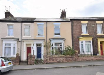 Thumbnail 3 bed terraced house for sale in Gray Road, Hendon, Sunderland