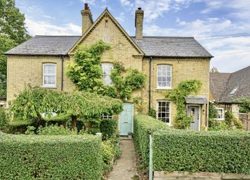 Thumbnail 2 bed terraced house for sale in High Street, Sutton, Sandy, Bedfordshire