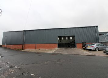 Thumbnail Industrial for sale in Britannia Street, Tividale, UK