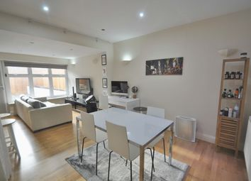 Thumbnail 1 bed flat to rent in Barriedale, London