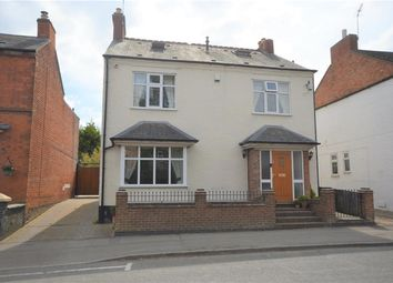 Thumbnail 5 bed detached house for sale in Croft Road, Cosby, Leicester