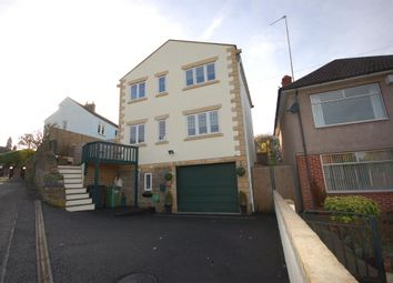 Thumbnail 3 bed detached house for sale in Polly Barnes Hill, Hanham, Bristol