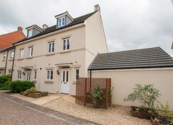 Thumbnail 3 bed end terrace house for sale in Hart Close, Royal Wootton Bassett, Swindon