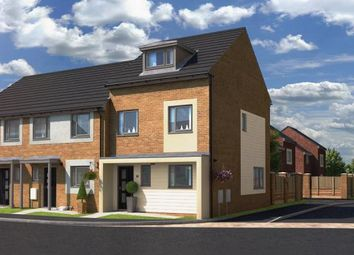 "Thumbnail 3 bedroom property for sale in ""The Oakhurst At Central Park, Darlington"" at Haughton Road, Darlington"