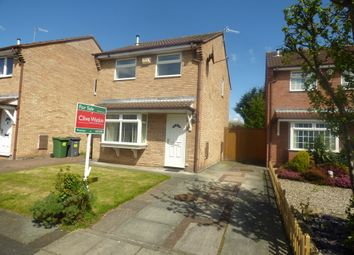 Thumbnail 3 bed detached house for sale in Melford Drive, Prenton