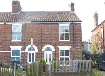 Thumbnail 2 bed terraced house for sale in Magpie Road, Norwich, Norfolk