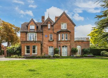 Thumbnail 3 bed flat for sale in River House, 30 Manor Road, Walton-On-Thames, Surrey
