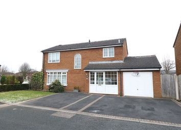 Thumbnail 4 bed detached house for sale in Newfield Park, Carlisle, Cumbria