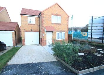 Thumbnail 3 bed detached house for sale in St. Georges Close, Newton Aycliffe
