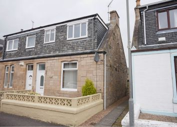 Thumbnail 3 bed cottage for sale in Philip Street, Falkirk