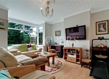 Thumbnail 4 bed terraced house for sale in North Circular Road, London