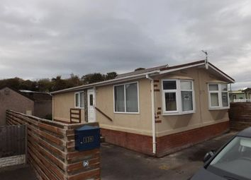 2 bed mobile/park home for sale in Hale Caravan Park, Hale Carr Lane, Heysham, Morecambe LA3