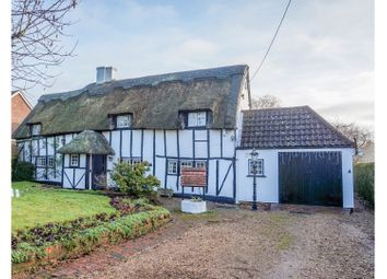Thumbnail 3 bed detached house for sale in Church Lane, Riseley