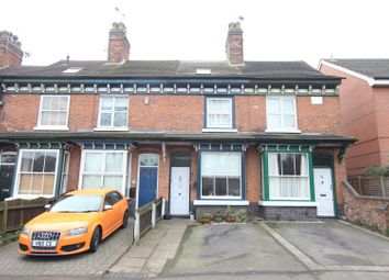 Thumbnail 4 bed terraced house for sale in London Road, Hinckley