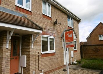 Thumbnail 2 bed terraced house to rent in Linnet Way, Sleaford