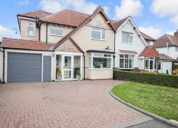 4 bed semi-detached house for sale in Lugtrout Lane, Solihull B91
