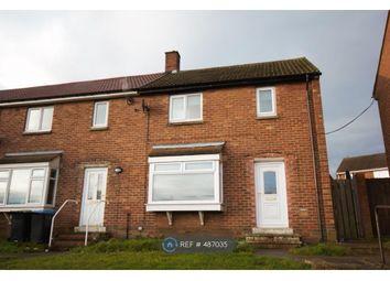 Thumbnail 2 bedroom end terrace house to rent in Basingstoke Road, Peterlee