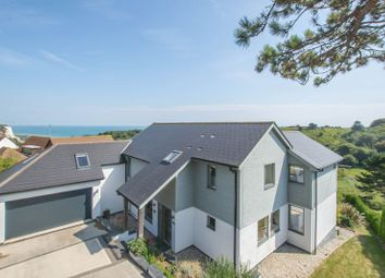 Thumbnail 5 bed detached house for sale in Goodwin Road, St. Margarets Bay, Dover