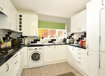 Thumbnail 2 bed flat for sale in Ambleside Avenue, Telscombe Cliffs, Peacehaven, East Sussex