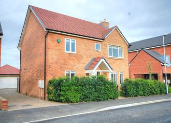 Thumbnail 4 bedroom detached house for sale in Eden, St. Mary Park, Morpeth