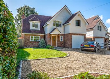 Sandy Lane, Crawley Down, Sussex RH10. 4 bed detached house for sale